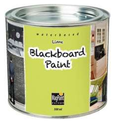 Blackboard Paint Lime 0.5 LChalk Board, Culoare : Lime
